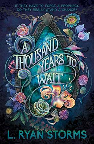 A Thousand Years to Wait by L. Ryan Storms