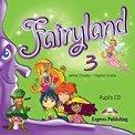 Fairyland 3 Pupil's Audio CD