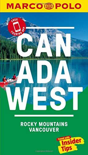 Canada West Marco Polo Pocket Travel Guide 2019 - with pull out map: Vancouver and the Rockies