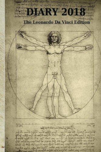 Diary 2018 Leonardo Da Vinci Edition