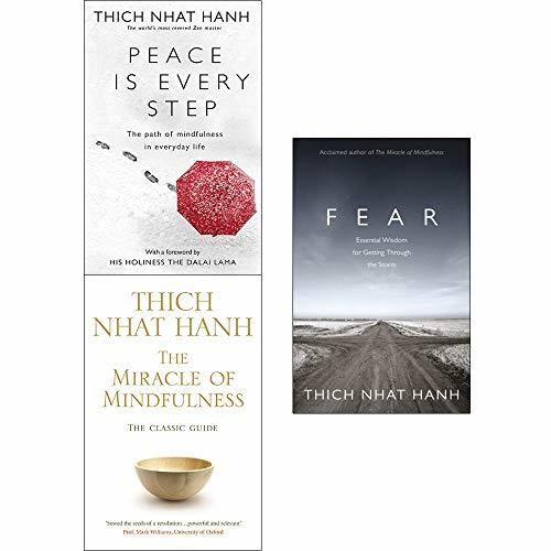 Thich nhat hanh collection 3 books set