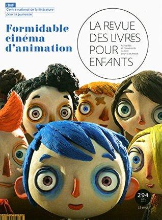La revue des livres pour enfants : Le cinéma d'animation