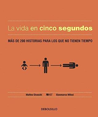 La vida en cinco segundos / Life in five seconds: Más De 200 Historias Para Los Que No Tienen Tiempo / over 200 Histories Without Wasting Time