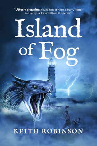 Island of Fog (Island of Fog, #1)