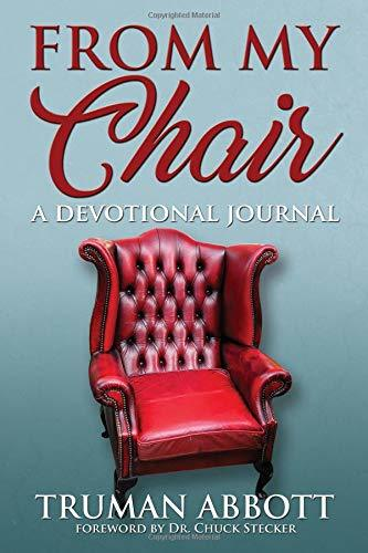 From My Chair: A Devotional Journal