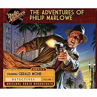 The Adventures of Philip Marlowe, Vol. #2