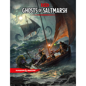 Ghosts of Saltmarsh (Dungeons & Dragons, 5th Edition)