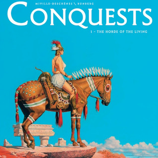 Conquests (Issues) (3 Book Series)