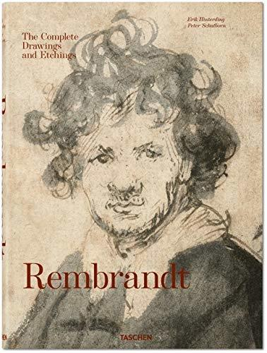Rembrandt. Complete Drawings and Etchings XXL