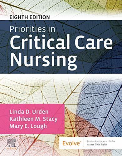 Priorities in Critical Care Nursing - E-Book