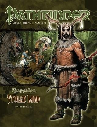 Pathfinder Adventure Path #31: Stolen Land (Kingmaker, #1)