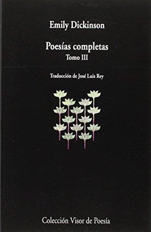 Poesías Completas: Tomo III