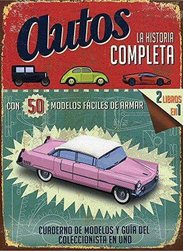 Autos/Cars: La Historia Completa/A Complete History