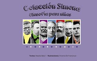 Coleccion Simona: Filosofía para niños