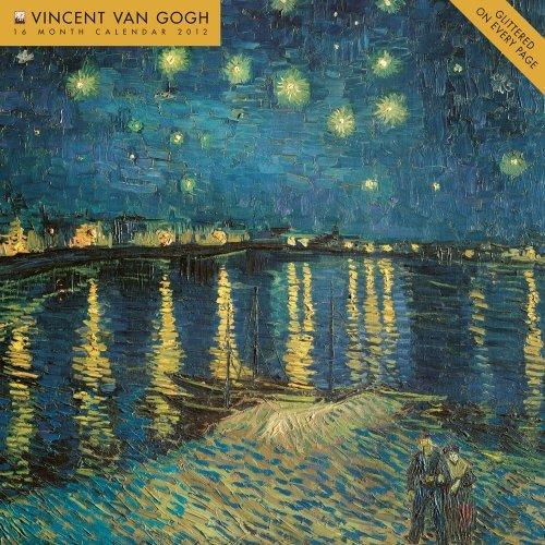 Calendar 2012 Vincent Van Gogh (Flame Tree Art Calendars) Wall 30 x 30 cm (12 x 12 in)