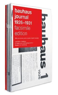 Bauhaus Journal 1926-1931