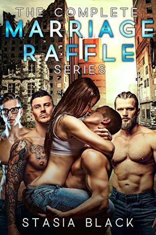 The Complete Marriage Raffle Series Boxset (The Marriage Raffle, #1 To #5)