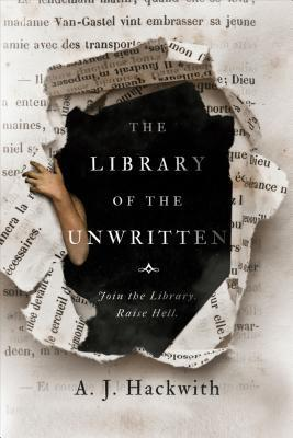 The Library of the Unwritten (A Novel from Hell's Library, #1)