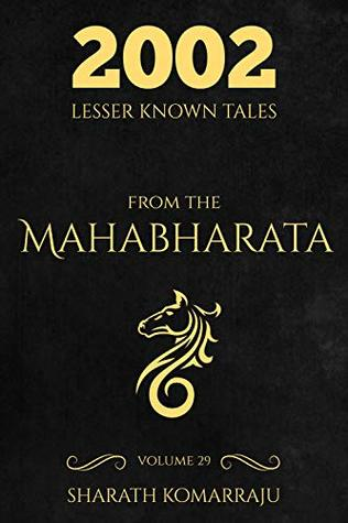 2002 Lesser Known Tales From The Mahabharata: Volume 29