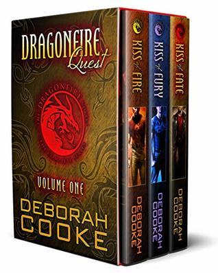 Dragonfire Quest: A Dragonfire Novels Boxed Set (The Dragonfire Novels Complete Series Book 1)