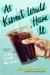As Kismet Would Have It by Sandhya Menon