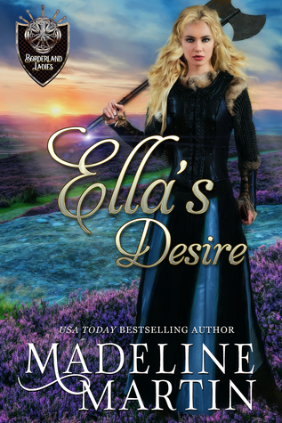 Ella's Desire by Madeline  Martin