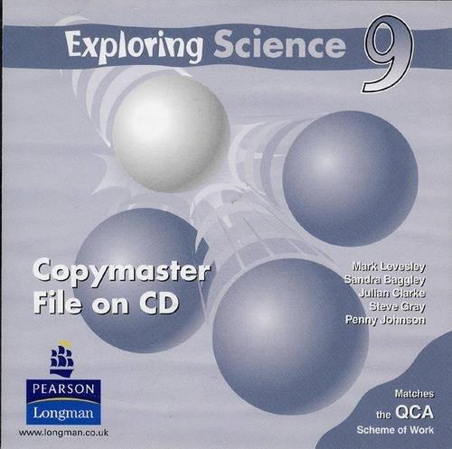 Exploring Science: Year 9: Copymaster Files: QCA Edition