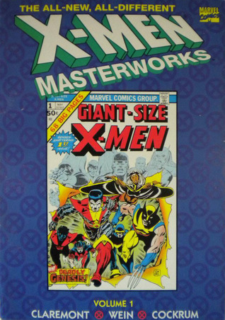 The All-New, All-Different X-Men Masterworks Volume 1