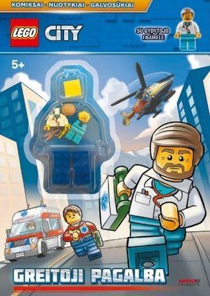 LEGO® City. Greitoji pagalba