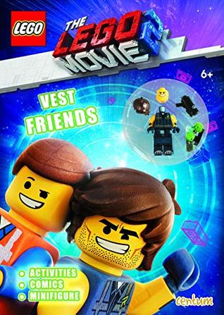 The Lego Movie 2: The Second Part Activity Book with Mini Figure