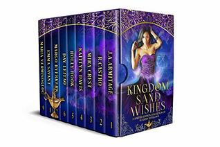 Kingdom of Sand and Wishes (Aladdin retellings)