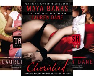 Delicious (3 Book Series)