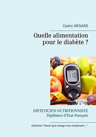 Quelle alimentation pour le diabète ?