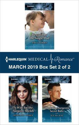 Harlequin Medical Romance March 2019 - Box Set 2 of 2