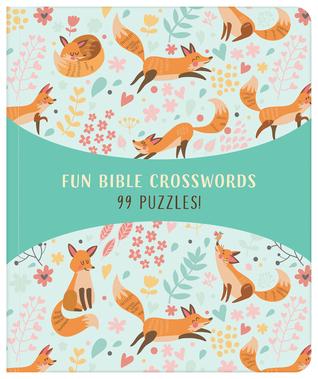 Fun Bible Crosswords: 99 Puzzles!