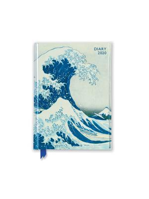 Hokusai Great Wave Pocket Diary 2020