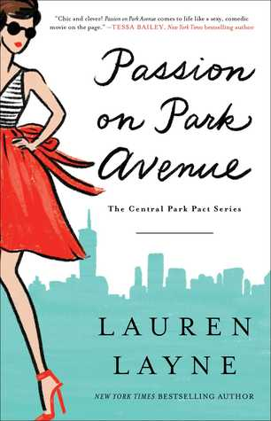 Passion on Park Avenue (Central Park Pact #1)
