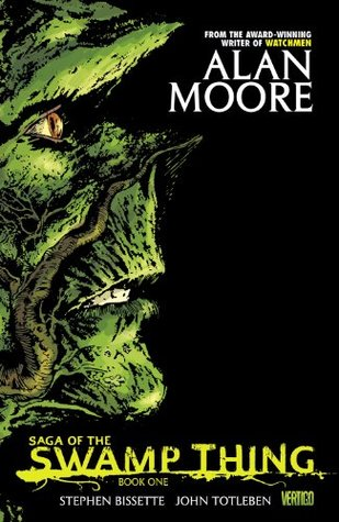 Saga of the Swamp Thing Book 1