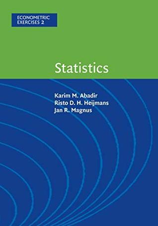 Statistics (Econometric Exercises Book 2)