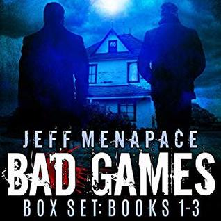 Bad Games Series Box Set: (Bad Games, Books #1-3)
