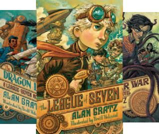 The League of Seven (3 Book Series)