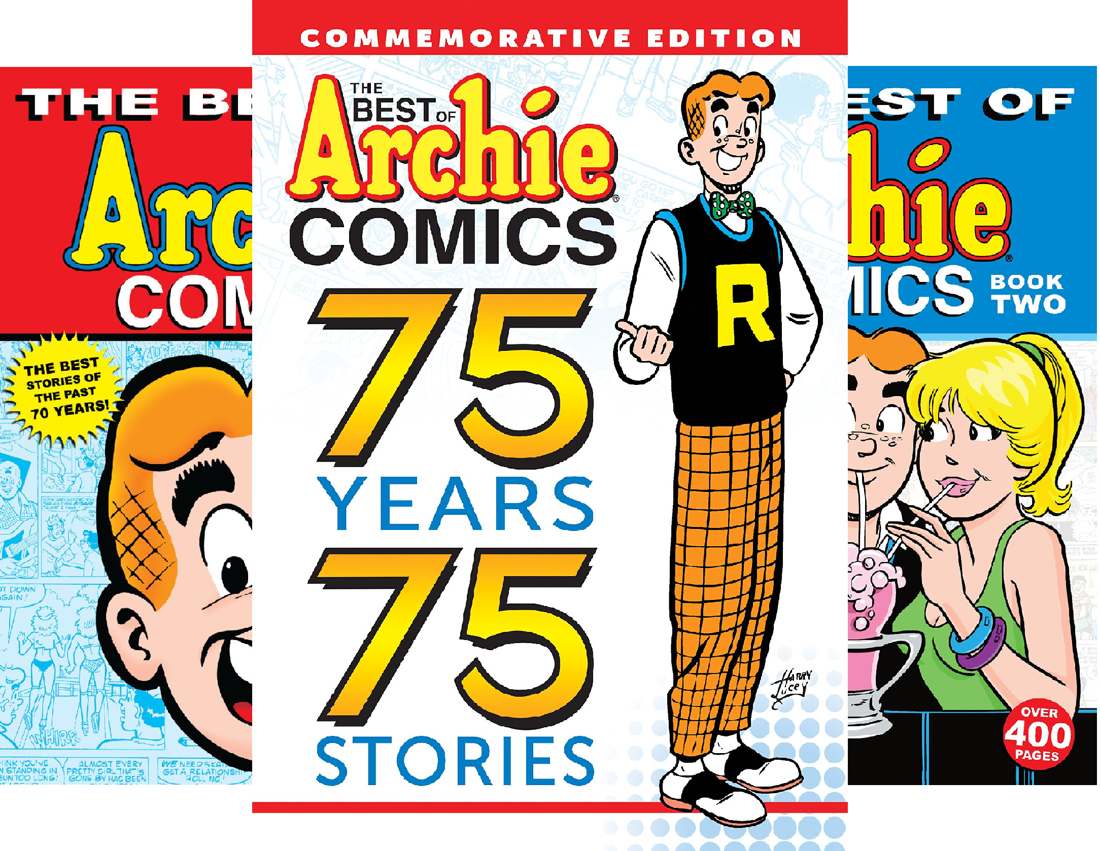 The Best of Archie Comics (Collections) (6 Book Series)