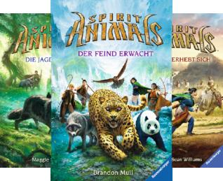 Spirit Animals (Reihe in 10 Bänden)