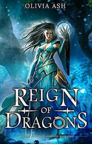 Reign of Dragons (Dragon Dojo Brotherhood, #1)