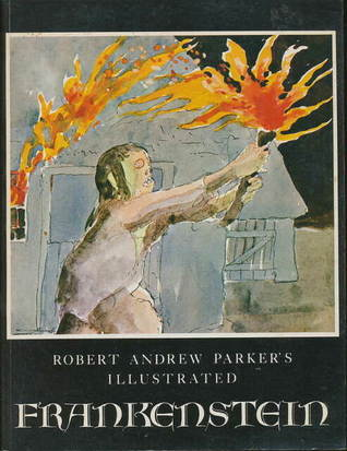 Robert Andrew Parker's Illustrated Frankenstein