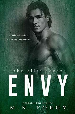 Envy (The Elite Seven, #4)