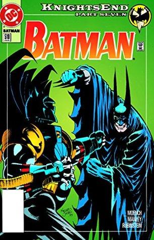 Batman (1940-) #510