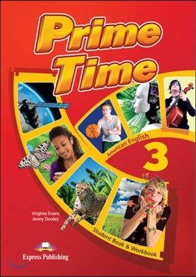 Prime Time 3 American Edition Student's Pack (With Iebook)
