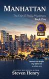 Book cover for Manhattan (The Erin O'Reilly Mysteries #5)