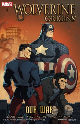 Wolverine: Origins, Volume 4: Our War